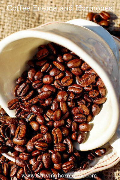 Thriving Hormones – Nutritionist Services » Coffee Enema and